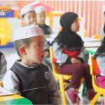 Linxia Yaxing Pre School, Raudhah Yasin li Tahfizhil Quranil Karim, Taman Kanak-kanak Tahfizhil Quran Yasin di Cina, Terasa di Rumah Sendiri, Balita-balita Ini Asyik Menghafal Al-Quran, menghafal Al-Quran, www.mukjizat.co
