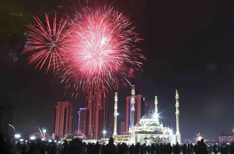 tahun baru secara islami