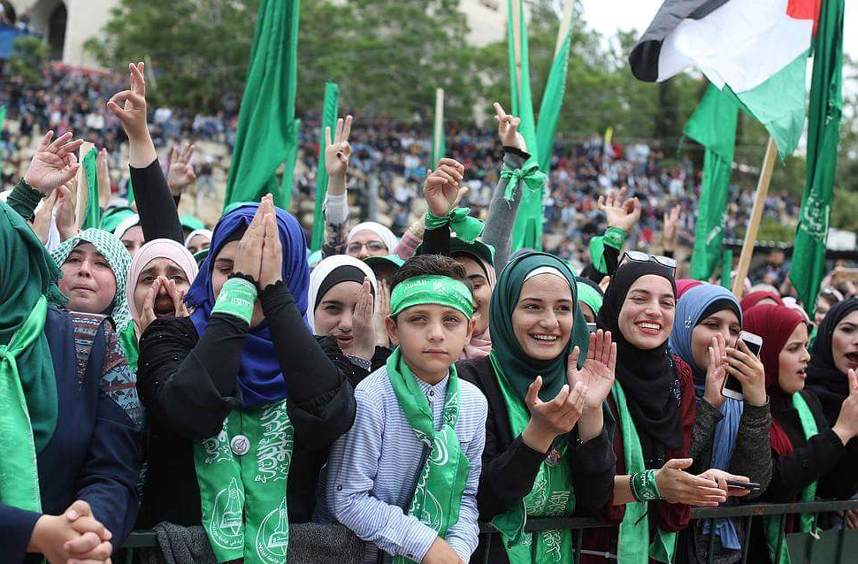 Hamas Kini Didukung Seluruh Palestina